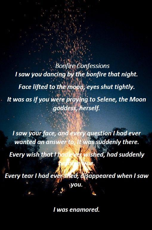 Bonfire Confessions